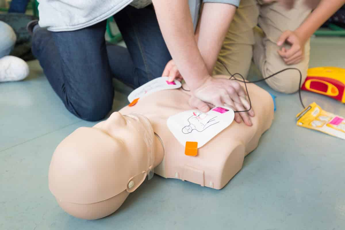 Apply Initial Response First Aid
